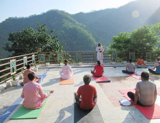 Veda5 has Best Yoga in Rishikesh for Health Wellness Bliss in Himalayan Paradise in India